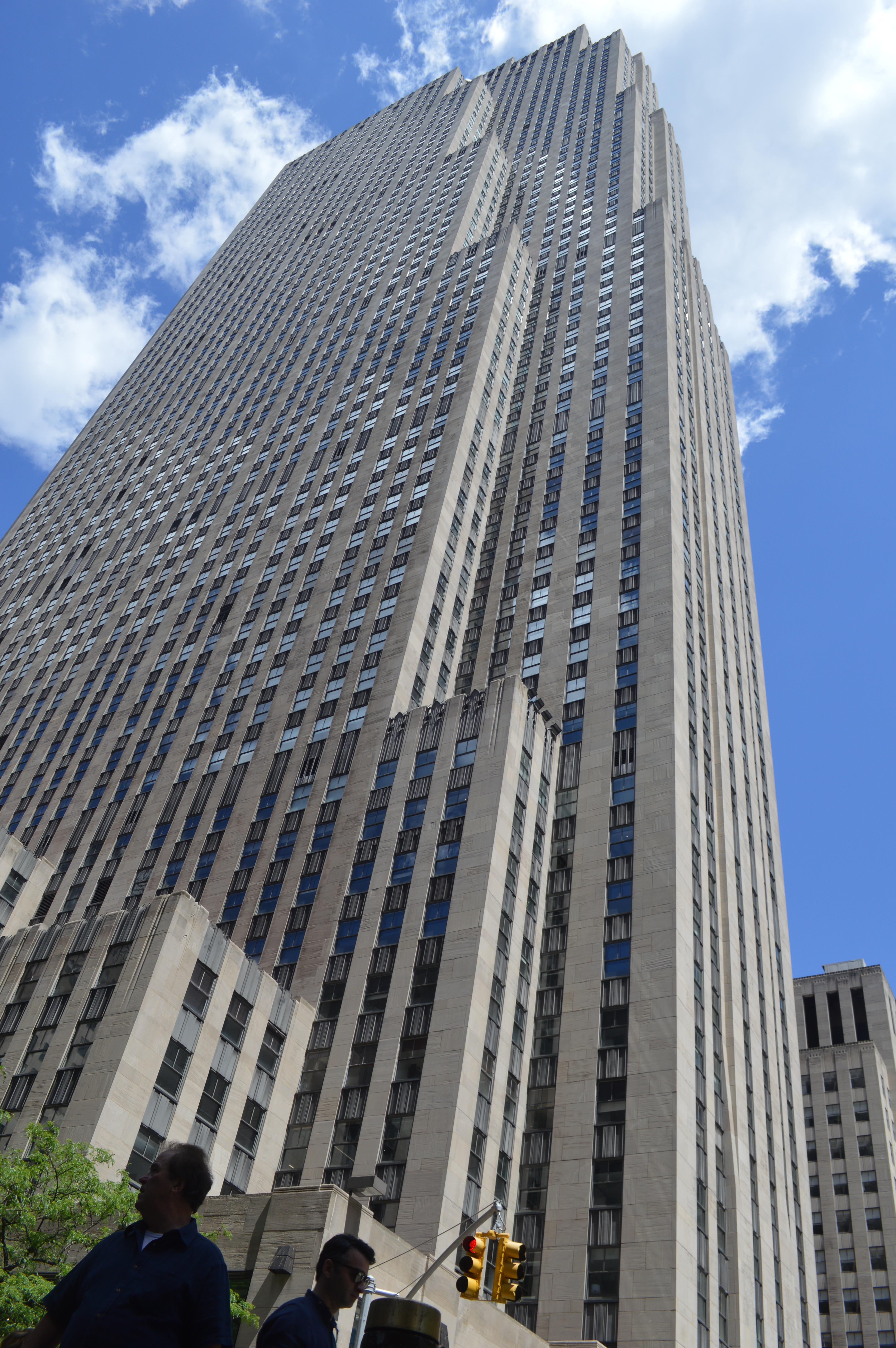 New York en 4 jours : le rockfeller Center