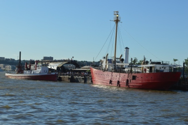 Visiter New York en famille : se balader le long de l'Hudson