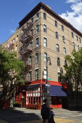 L'immeuble des Friends, le passage obligatoire quand on visite New York en famille et qu'on est tous fans de la série
