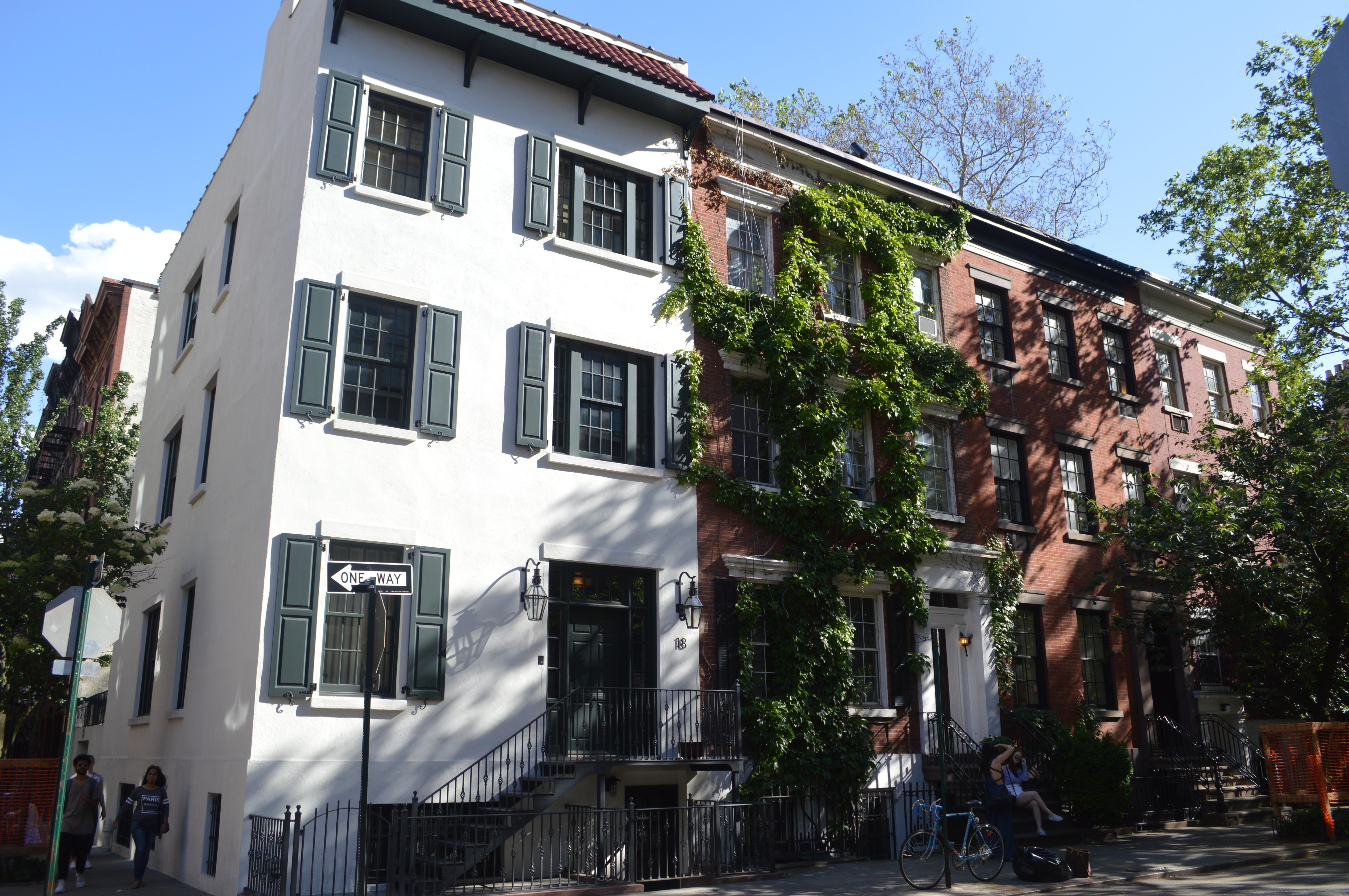 Se balader dans Greenwich Village pour visiter New York en famille